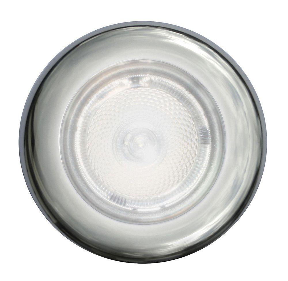 Spot ljós 9-31V LED hvítt-0