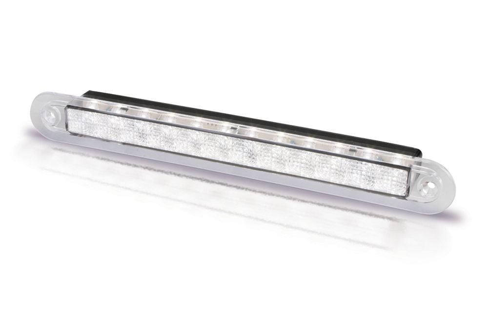 Veggljós Hvítt LED 24V 2W-0