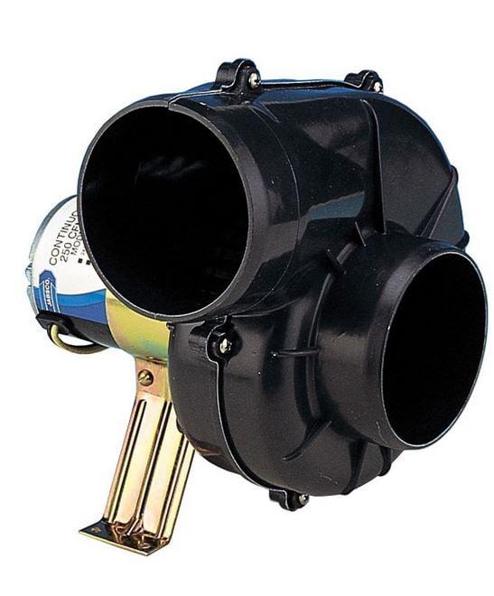 Vélarúmsblásari HD, 24V-0