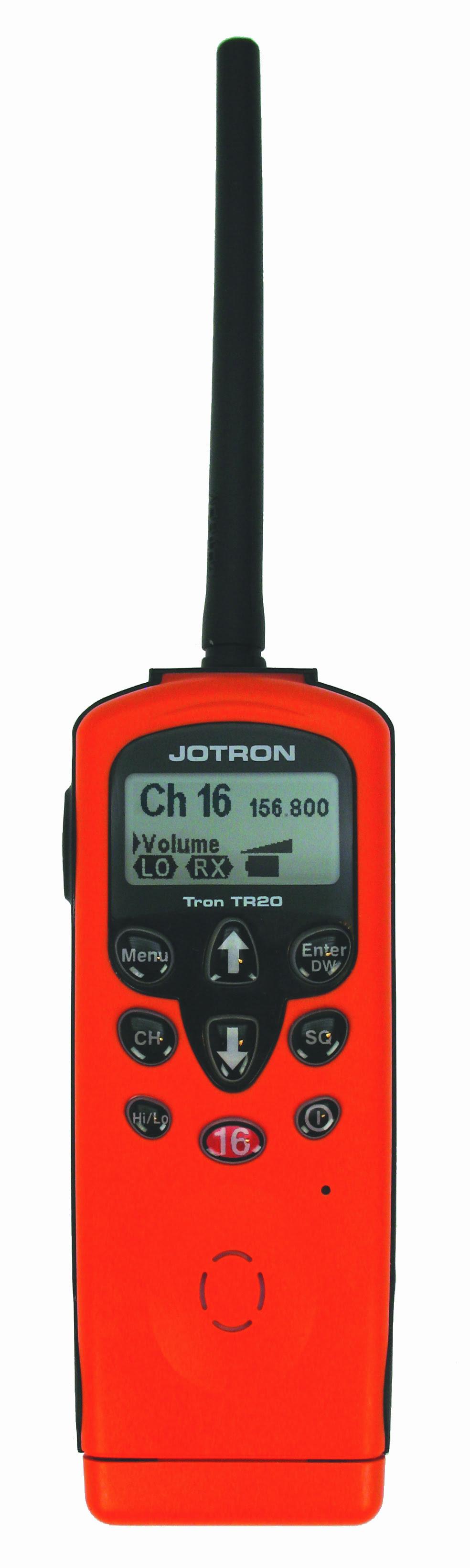 GMDSS TR20 VHF Handtalstö-0