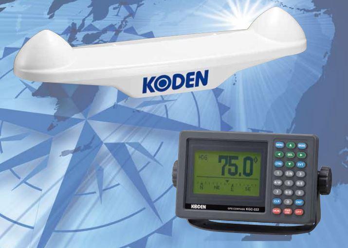 Koden GPS Compass KGC-222-0
