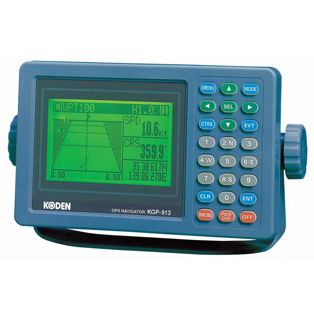 GPS KGP-913MkII Koden-0