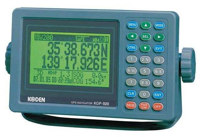 GPS KGP-920 IMO Koden-0