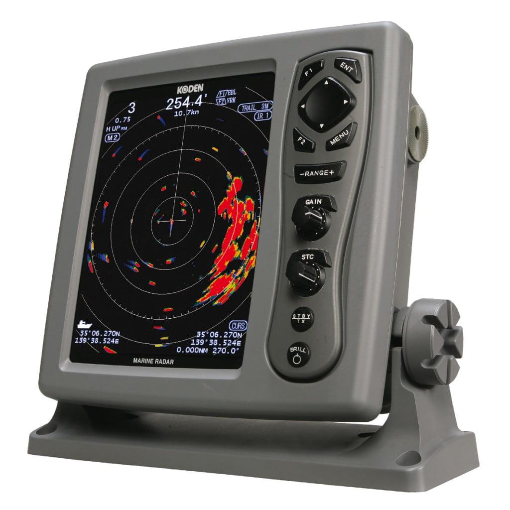 Koden 8.4' radar 32n.m 4 kw-0