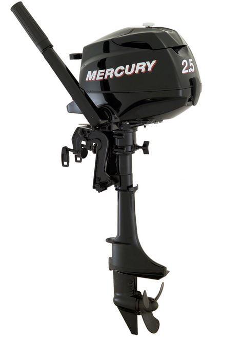 Mercury 2,5 hestöfl fjórgengis-0