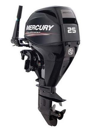 Mercury F25HP MLH EFI-0