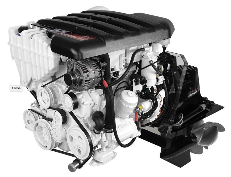 Mercruiser 2.8L 220hp-0