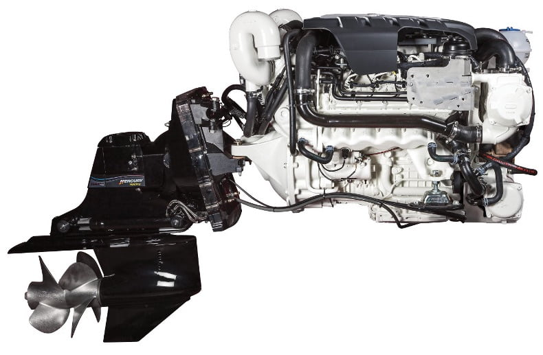 Mercruiser TDI 4.2L 335-370hp-0