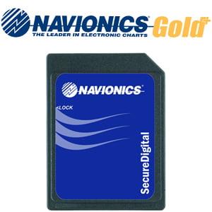 Sjókort Navionics Gold XL-0