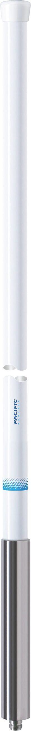 VHF 2,5m x 32mm N-type socket-0