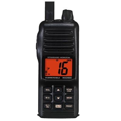 VHF HX280E handtalstö-0